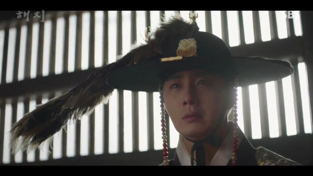 2019 4 2 Jung Il-woo in Haechi Episode 16 (31-32) Cr. SBS 27