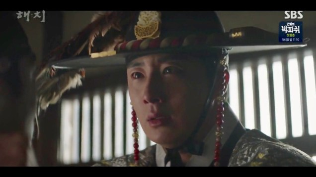 2019 4 2 Jung Il-woo in Haechi Episode 16 (31-32) Cr. SBS 28