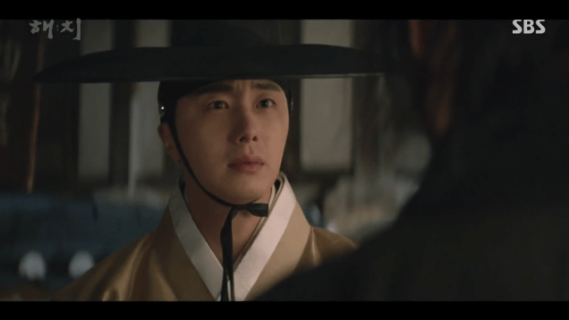 2019 4 2 Jung Il-woo in Haechi Episode 16 (31-32) Cr. SBS 59