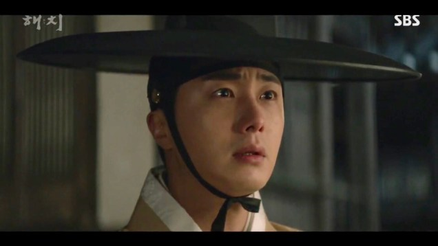 2019 4 2 Jung Il-woo in Haechi Episode 16 (31-32) Cr. SBS 60