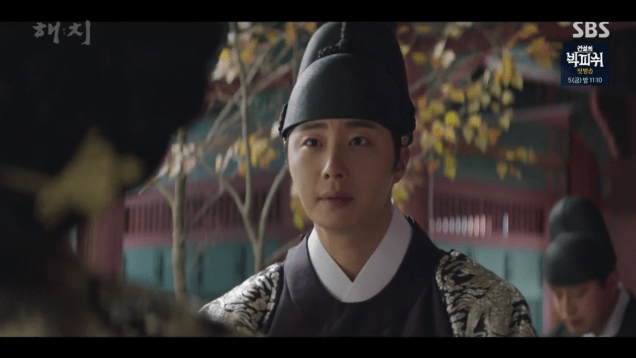 2019 4 2 Jung Il-woo in Haechi Episode 16 (31-32) Cr. SBS 66