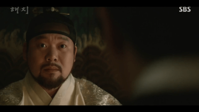 2019 4 2 Jung Il-woo in Haechi Episode 16 (31-32) Cr. SBS 70