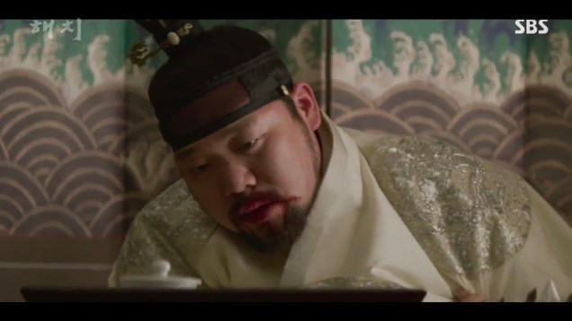 2019 4 2 Jung Il-woo in Haechi Episode 16 (31-32) Cr. SBS 88