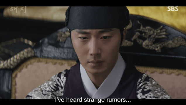 2019 4 8 Jung Il-woo in Haechi Episode 17 (33-34) 12