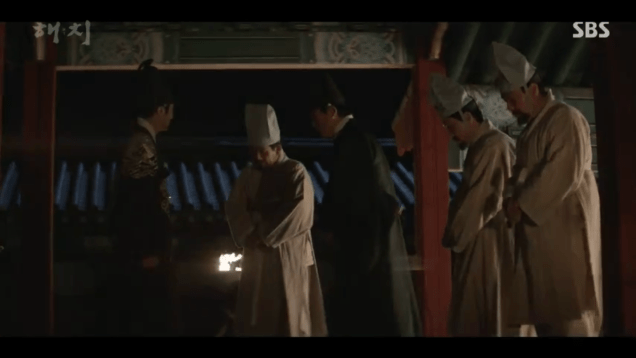 2019 4 8 Jung Il-woo in Haechi Episode 17 (33-34) 22