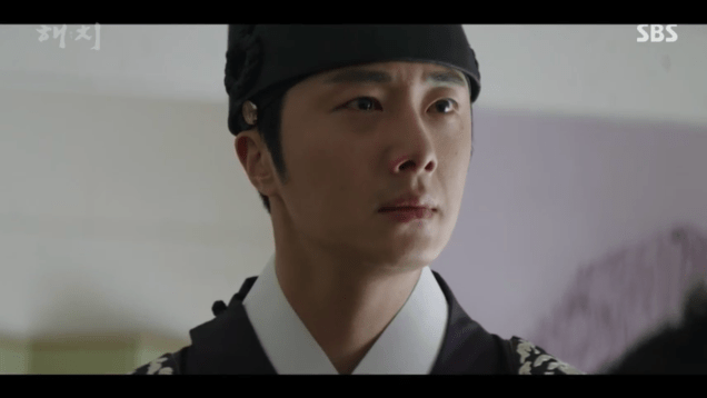 2019 4 8 Jung Il-woo in Haechi Episode 17 (33-34) 42