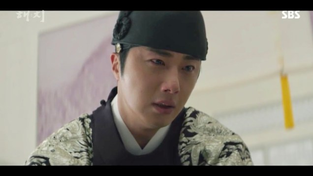 2019 4 8 Jung Il-woo in Haechi Episode 17 (33-34) 48
