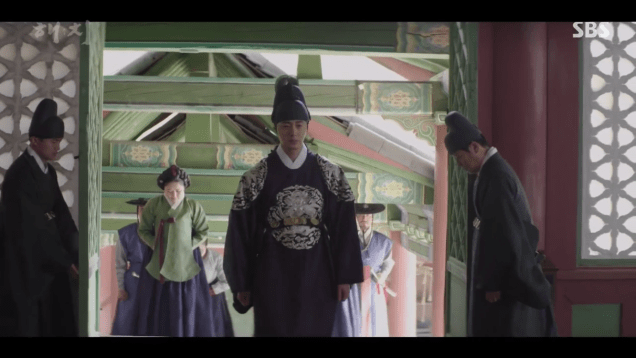 2019 4 8 Jung Il-woo in Haechi Episode 17 (33-34) 7