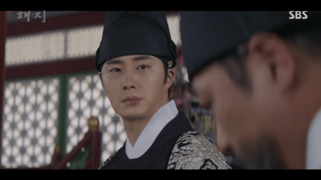 2019 4 8 Jung Il-woo in Haechi Episode 17 (33-34) 9