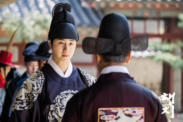 2019 4 9 Jung Il-woo in Haechi episode 17 (33-34). Website Photos. Cr. SBS 7
