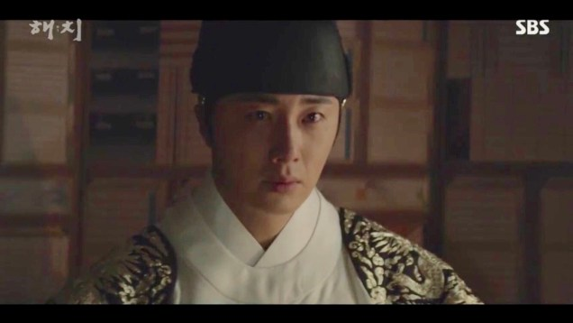 Jung Il-woo in Haechi Episode 18 (35-36) Cr. SBS. 15