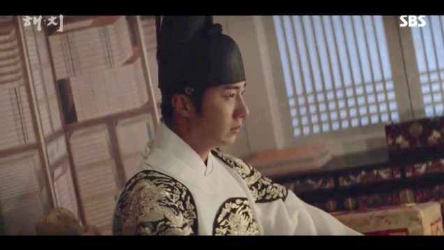 Jung Il-woo in Haechi Episode 18 (35-36) Cr. SBS. 20