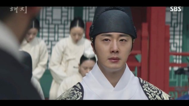 Jung Il-woo in Haechi Episode 18 (35-36) Cr. SBS. 29