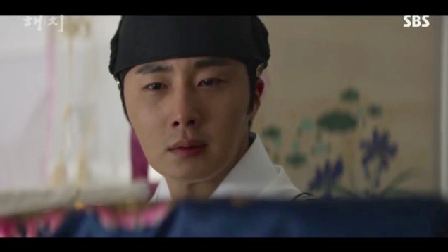 Jung Il-woo in Haechi Episode 18 (35-36) Cr. SBS. 35
