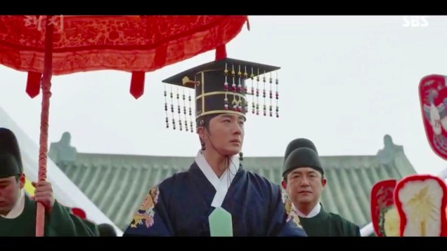 Jung Il-woo in Haechi Episode 18 (35-36) Cr. SBS. 42