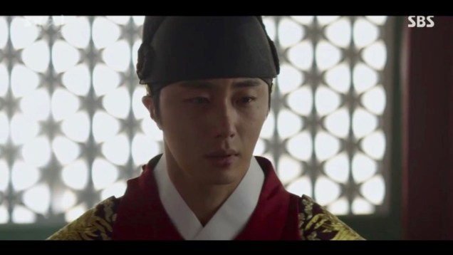 Jung Il-woo in Haechi Episode 18 (35-36) Cr. SBS. 69