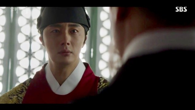 Jung Il-woo in Haechi Episode 18 (35-36) Cr. SBS. 70