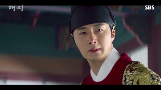 Jung Il-woo in Haechi Episode 19 (37-38) Cr. SBS. 3