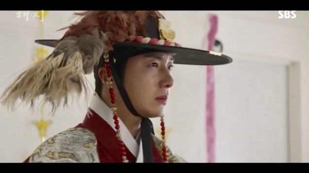 Jung Il-woo in Haechi Episode 19 (37-38) Cr. SBS. 49