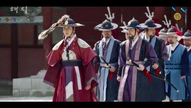 Jung Il-woo in Haechi Episode 19 (37-38) Cr. SBS. 51