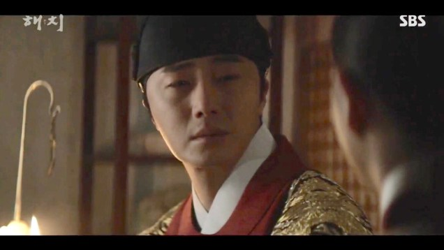 Jung Il-woo in Haechi Episode 20 (39-40) Cr. SBS 14