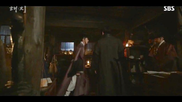 Jung Il-woo in Haechi Episode 20 (39-40) Cr. SBS 22