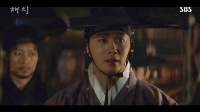 Jung Il-woo in Haechi Episode 20 (39-40) Cr. SBS 23