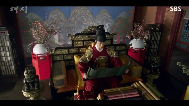 Jung Il-woo in Haechi Episode 20 (39-40) Cr. SBS 43