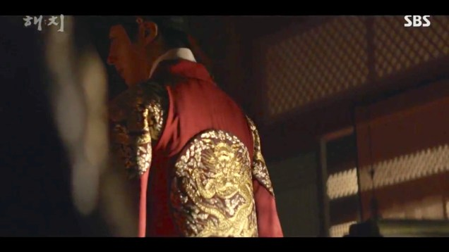 Jung Il-woo in Haechi Episode 20 (39-40) Cr. SBS 63