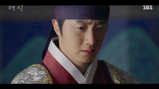 Jung Il-woo in Haechi Episode 21 (41-42) Cr. SBS. 14