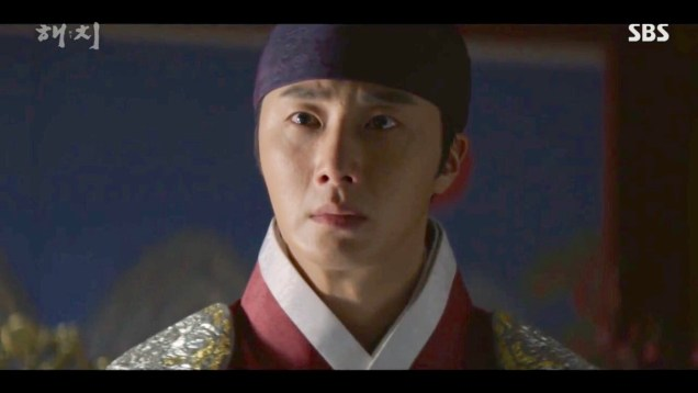 Jung Il-woo in Haechi Episode 21 (41-42) Cr. SBS. 41