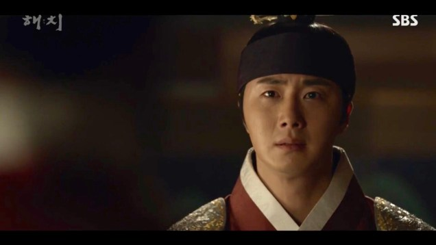 Jung Il-woo in Haechi Episode 21 (41-42) Cr. SBS. 46
