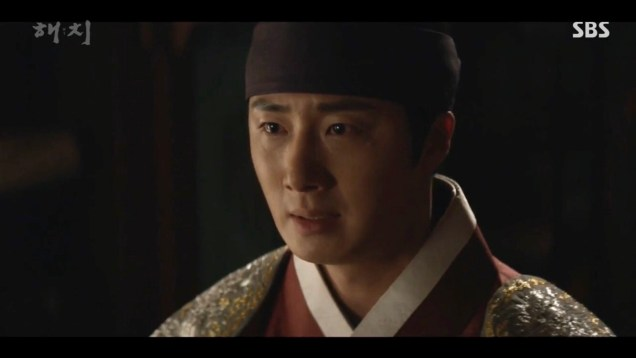 Jung Il-woo in Haechi Episode 21 (41-42) Cr. SBS. 48