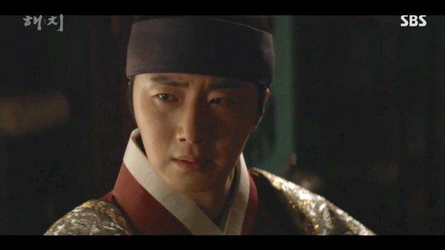 Jung Il-woo in Haechi Episode 21 (41-42) Cr. SBS. 51