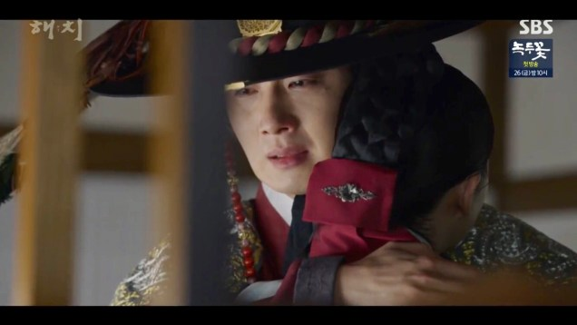 Jung Il-woo in Haechi Episode 21 (41-42) Cr. SBS. 70