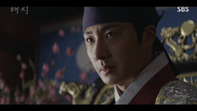 Jung Il-woo in Haechi Episode 21 (41-42) Cr. SBS. 80