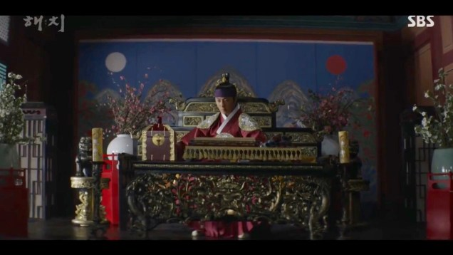 Jung Il-woo in Haechi Episode 21 (41-42) Cr. SBS. 96