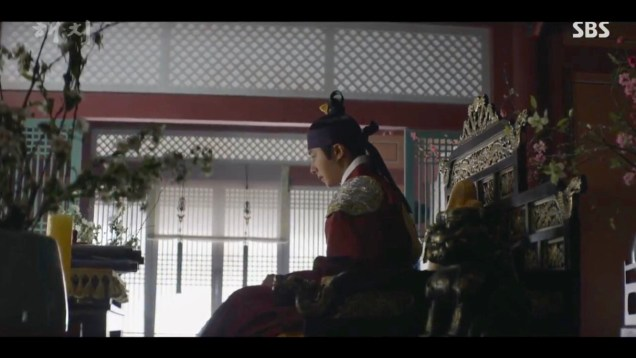 Jung Il-woo in Haechi Episode 21 (41-42) Cr. SBS. 97