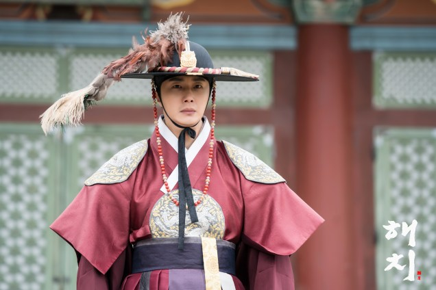 Jung Il-woo in Haechi Episode 21 (41-42) Cr. SBS. Website Photos 1