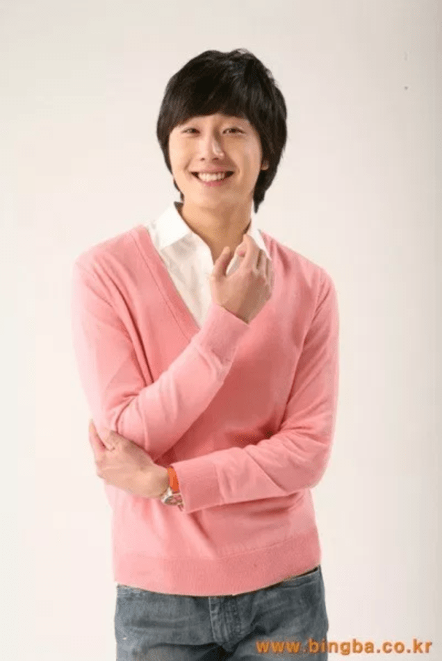 2007 Jung Il-woo for Banana Milk. 2