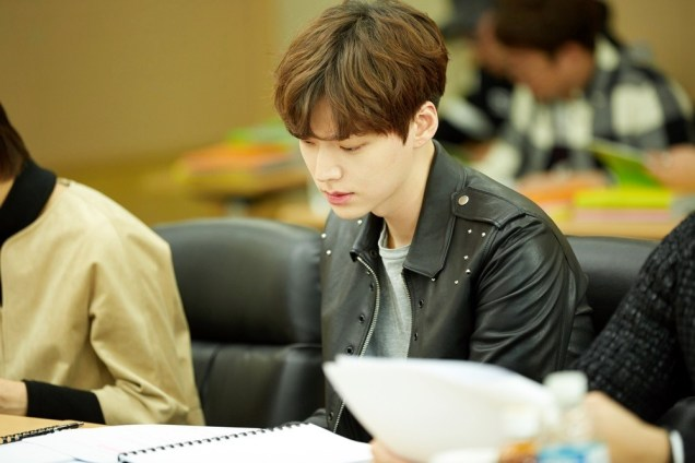 2016 02 08 Cinderella and the Four Knights: Script Reading. 2