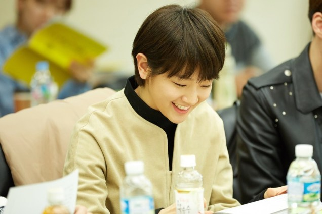 2016 02 08 Cinderella and the Four Knights: Script Reading. 5