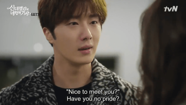 2016 8 12 Jung Il-woo in Cinderella and the Four Knights. 57