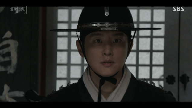 2019 4 29 Jung Il-woo in Haechi Episode 23 (45-46) 101