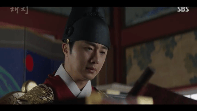 2019 4 29 Jung Il-woo in Haechi Episode 23 (45-46) 60