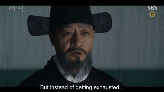 2019 4 29 Jung Il-woo in Haechi Episode 23 (45-46) 89