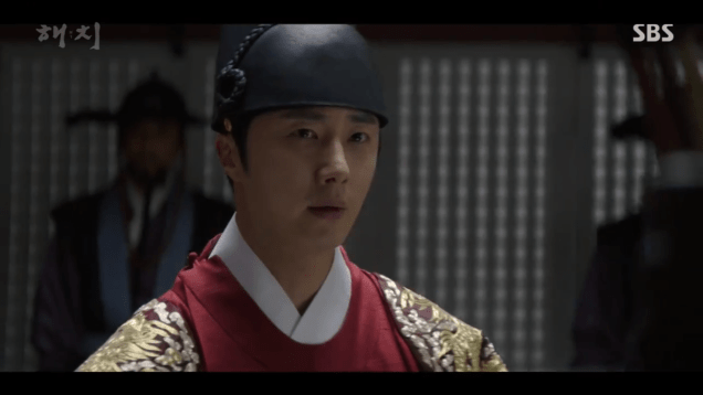 2019 4 29 Jung Il-woo in Haechi Episode 23 (45-46) 99