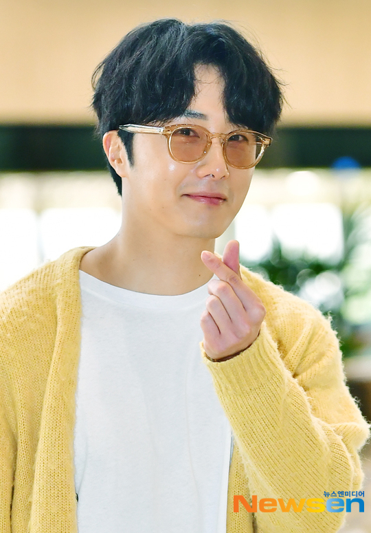 2019 5 21 Jung Il-woo departs to Japan for Fan Meetings. 6