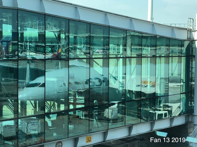 2019 6 Arrival to Seoul, South Korea by Fan 13. 11