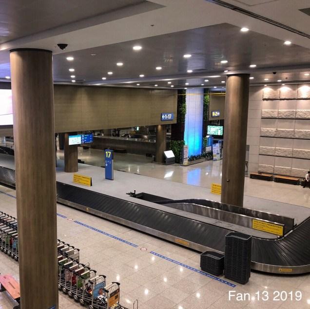 2019 6 Arrival to Seoul, South Korea by Fan 13. 8